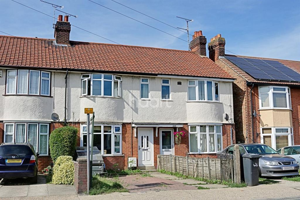 3 Bedrooms Terraced House for sale in Bramford Road, Ipswich