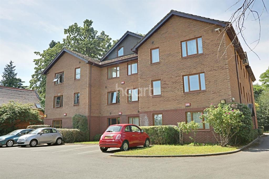 2 Bedrooms Flat for sale in Parkview, Harlestone Road, Northampton
