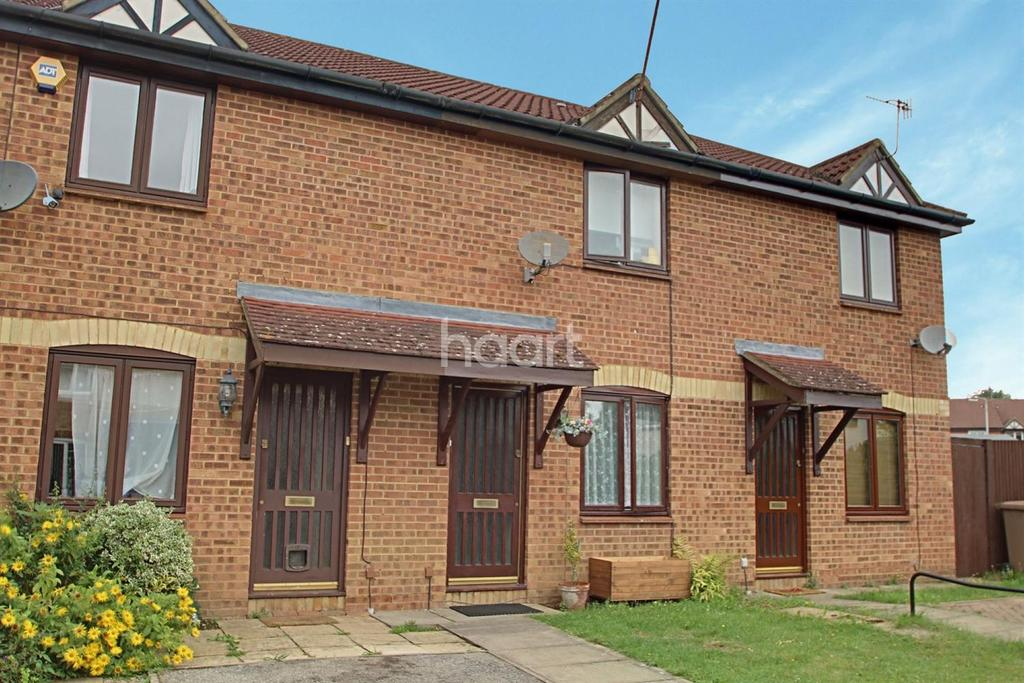2 Bedrooms Terraced House for sale in Ideal first time buy