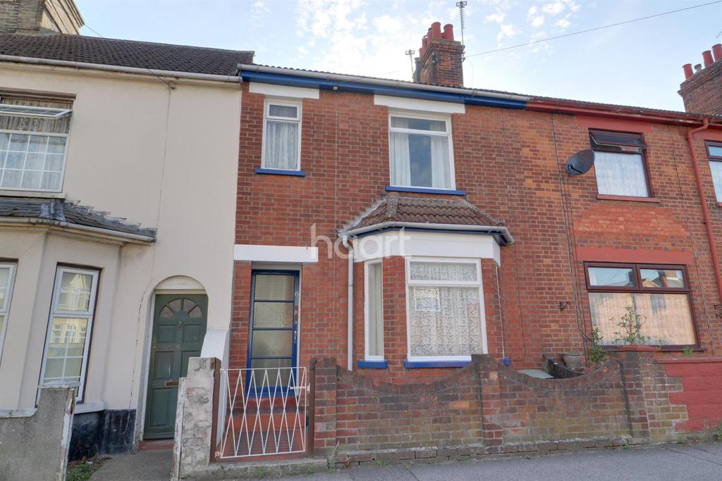3 Bedrooms Terraced House for sale in Water Lane, Lowestoft