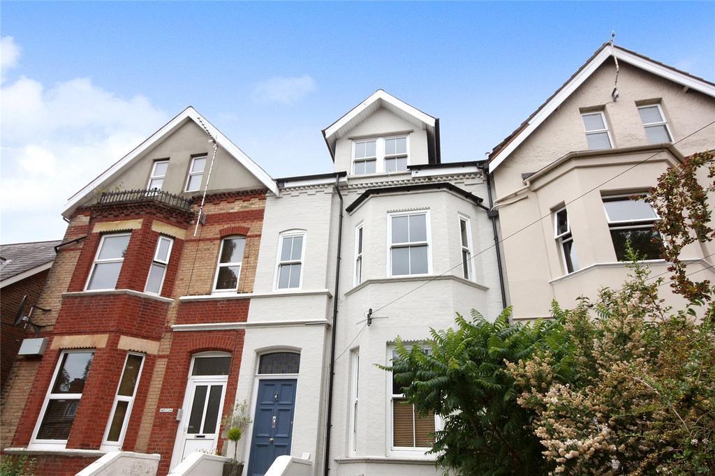 4 Bedrooms Maisonette Flat for sale in RLS Avenue, Westbourne, Dorset, BH4