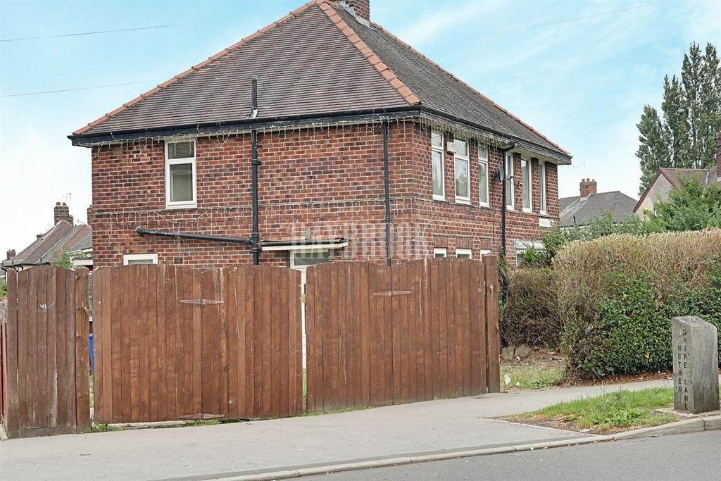 3 Bedrooms Semi Detached House for sale in Nethershire Lane, Shiregreen