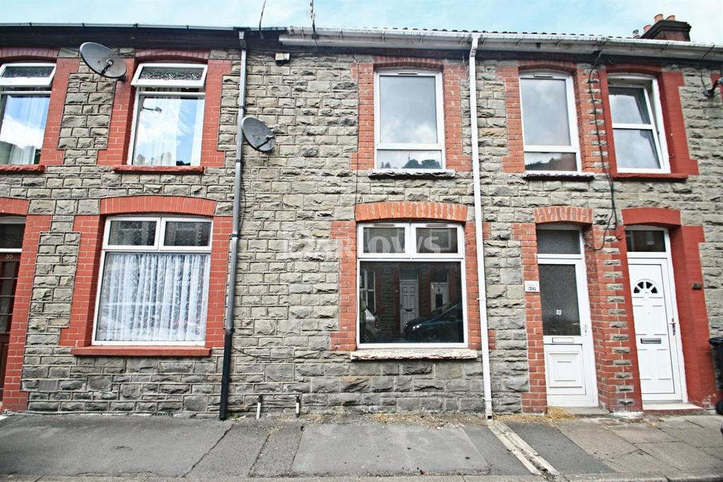 3 Bedrooms Terraced House for sale in Caefelin Street, Llanhilleth, Abertillery, Gwent