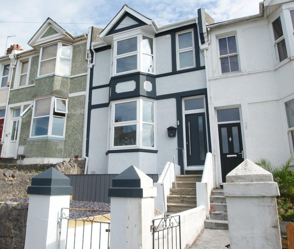 3 Bedrooms Terraced House for sale in Forest Road | Torquay | TQ1 4JY
