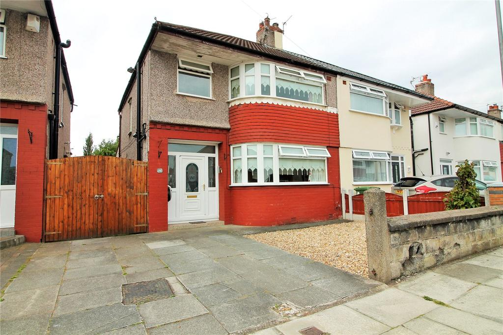 3 Bedrooms Semi Detached House for sale in Mostyn Avenue, Aintree, Liverpool, L10