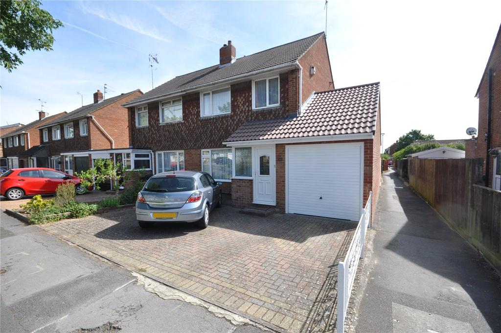 3 Bedrooms Semi Detached House for sale in Nythe Road, Swindon, Wiltshire, SN3