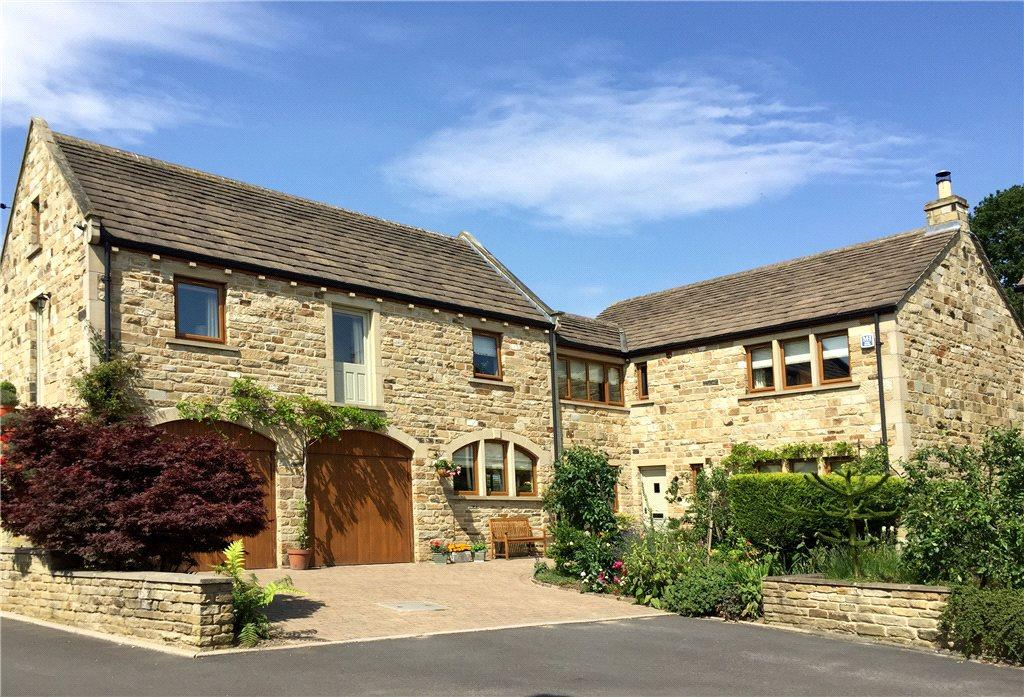 4 Bedrooms Detached House for sale in Spring Farm, Notton, Wakefield, West Yorkshire