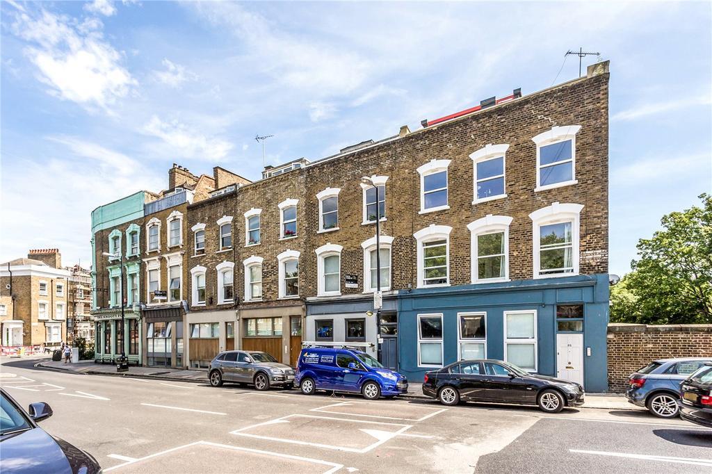 3 Bedrooms Flat for sale in Grosvenor Avenue, Canonbury, N5