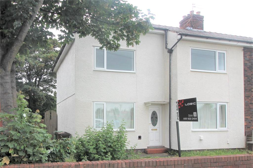 4 Bedrooms End Of Terrace House for sale in Moss Lane, Litherland, L21