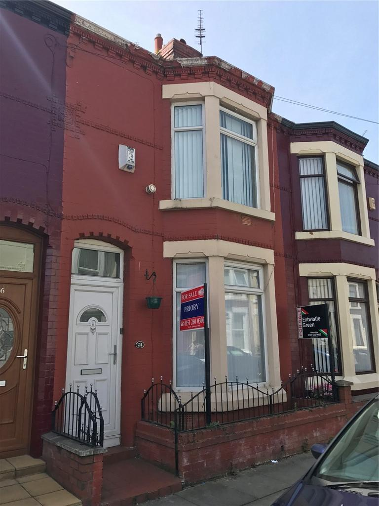 3 Bedrooms Terraced House for sale in Cowley Road, Walton, Liverpool, L4