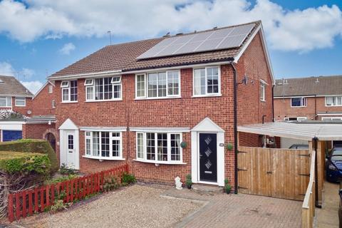 3 bedroom semi-detached house for sale - Clayfield Road, Pocklington