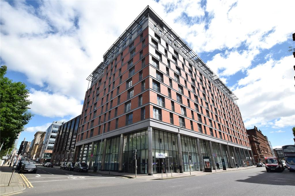2 Bedrooms Apartment Flat for sale in Flat 10-2, Argyle Street, Anderston, Glasgow