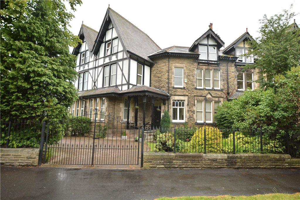 6 Bedrooms Terraced House for sale in Leaside, Lancaster Park Road, Harrogate, North Yorkshire
