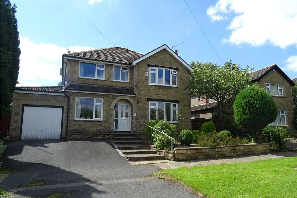 4 Bedrooms Detached House for sale in Roydscliffe Road, Bradford, West Yorkshire, BD9