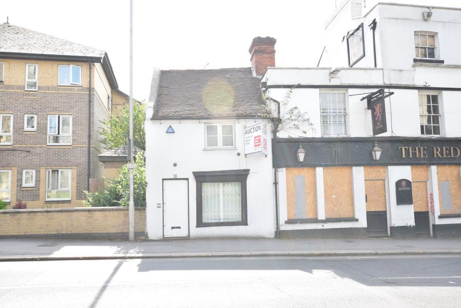2 Bedrooms Semi Detached House for sale in Sauthamton Street