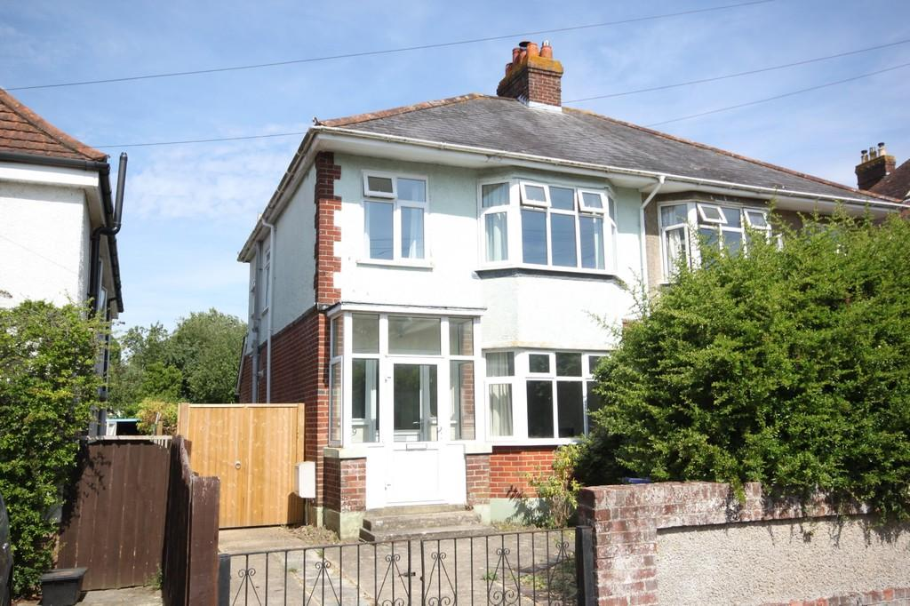 3 Bedrooms Semi Detached House for sale in EMPIRE ROAD, SALISBURY, WILTSHIRE, SP2 9DE