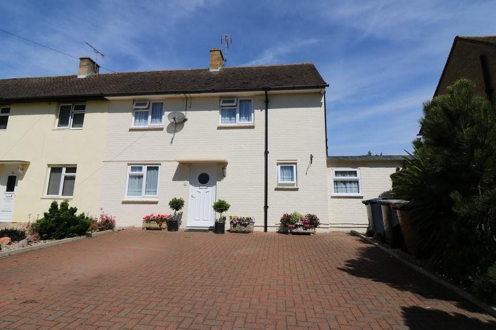 2 Bedrooms Semi Detached House for sale in Standon