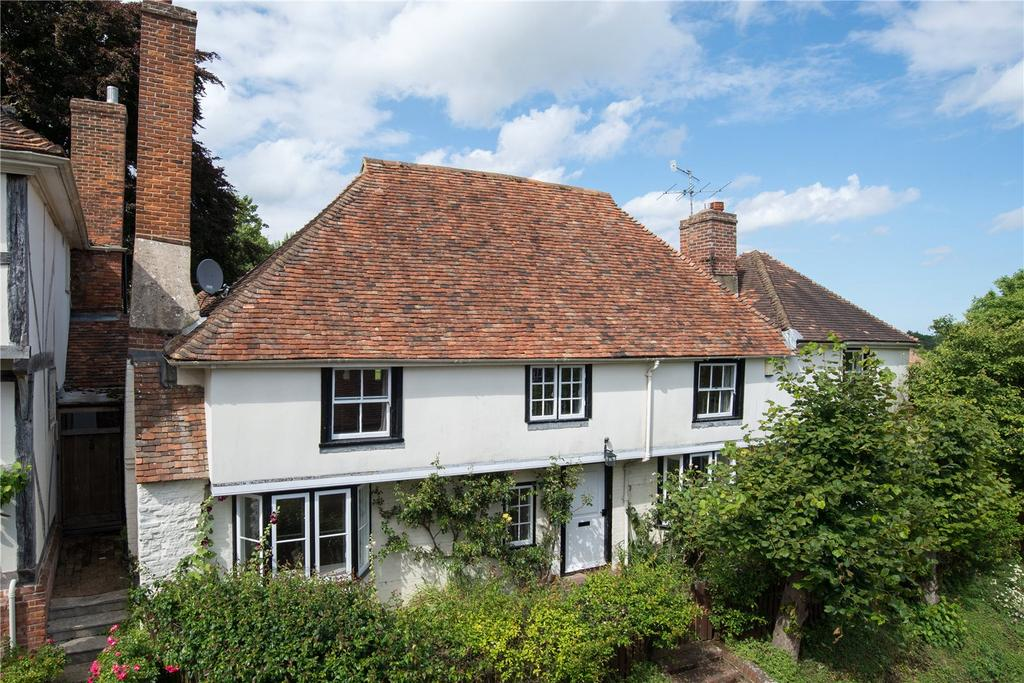 4 Bedrooms House for sale in The Street, Chilham, Canterbury, Kent