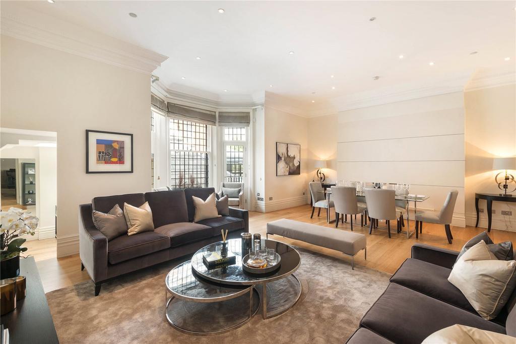 1 Bedroom Flat for sale in Lennox Gardens, London