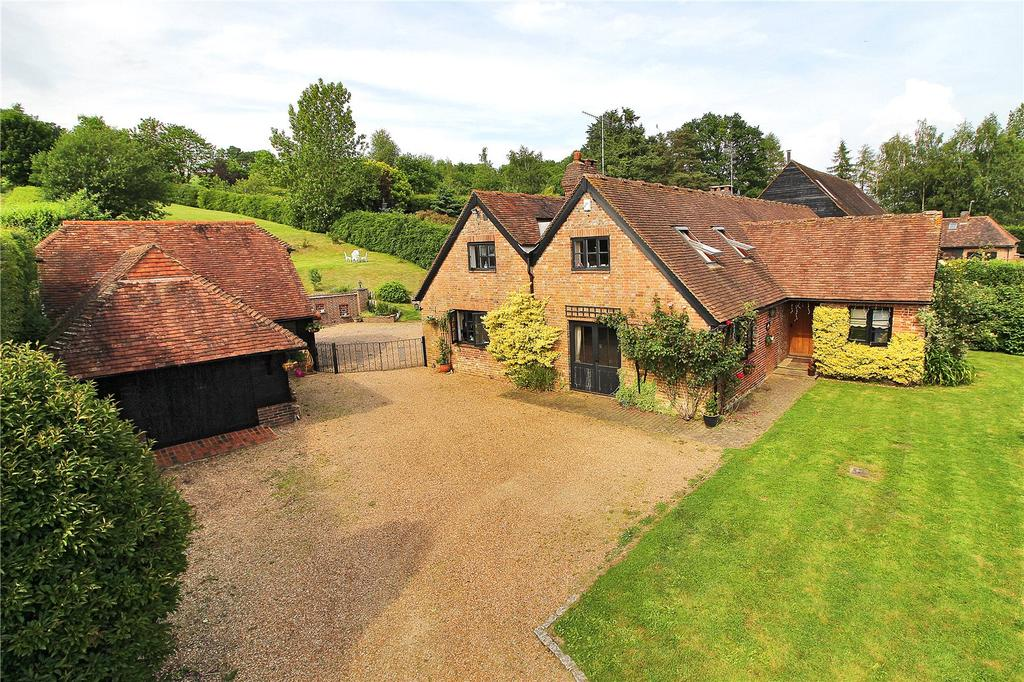 4 Bedrooms Barn Conversion Character Property for sale in Summerford Farm, Beech Green Lane, Withyham, East Sussex