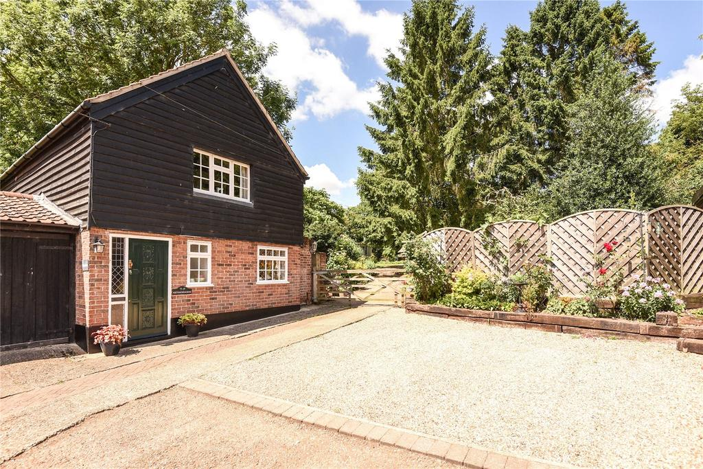 3 Bedrooms Barn Conversion Character Property for sale in The Street, Stradishall, Clare, Suffolk, CB8