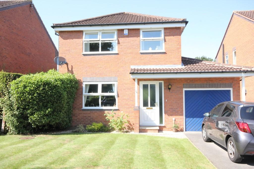 4 Bedrooms Detached House for sale in 24 Osprey Close Woodthorpe York YO24 2YE