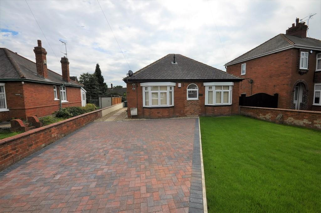 2 Bedrooms Detached Bungalow for sale in Southfield Road, Thorne, Doncaster