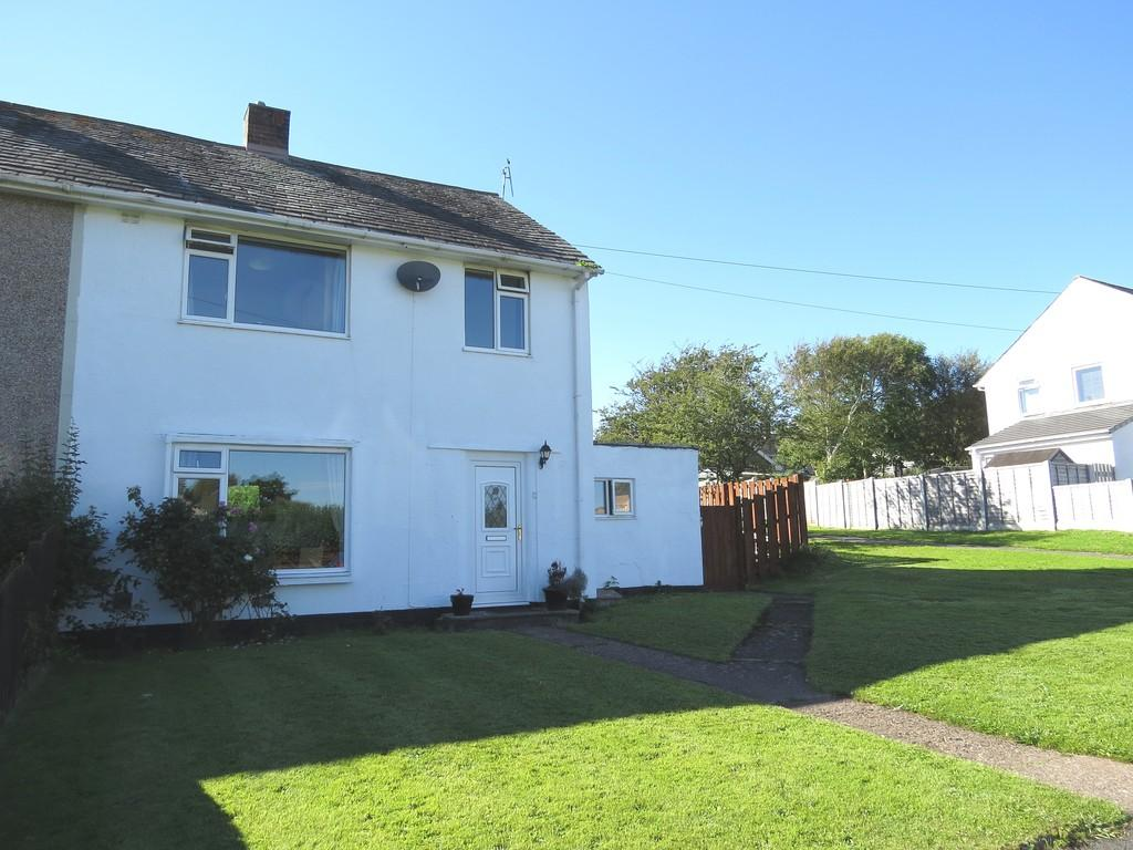 3 Bedrooms Semi Detached House for sale in Lingmell Crescent, Seascale, Cumbria