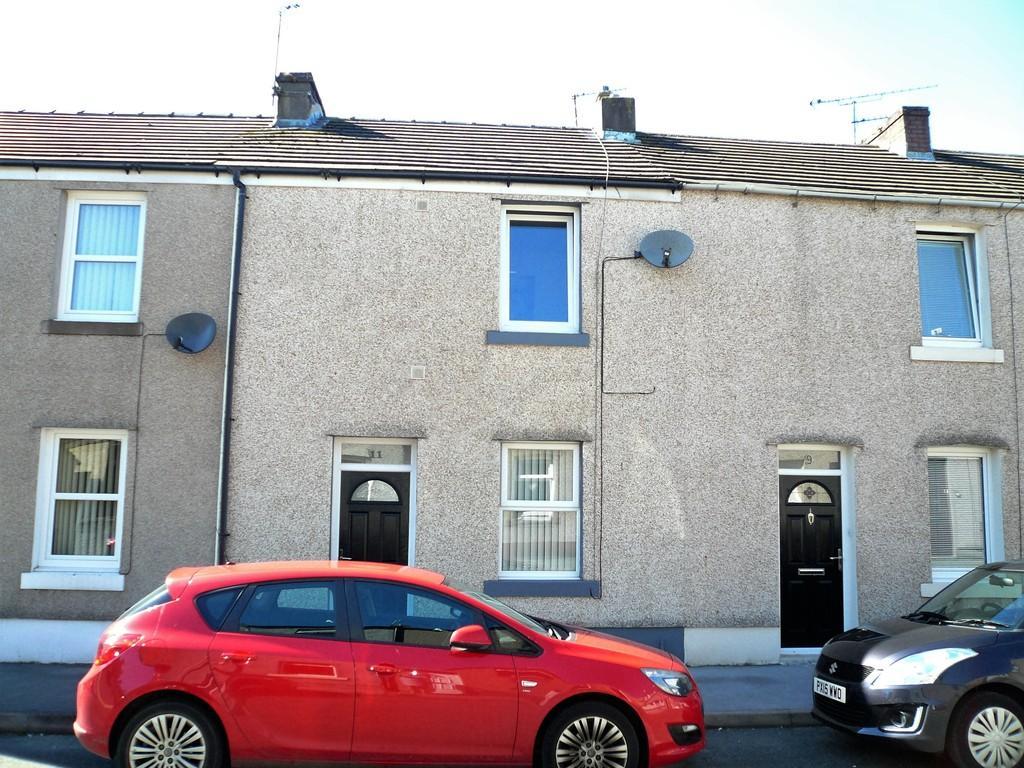 3 Bedrooms Terraced House for sale in Elizabeth Street, Maryport