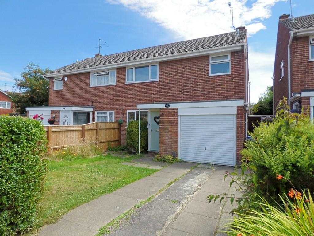 3 Bedrooms Semi Detached House for sale in OAKDALE, POOLE
