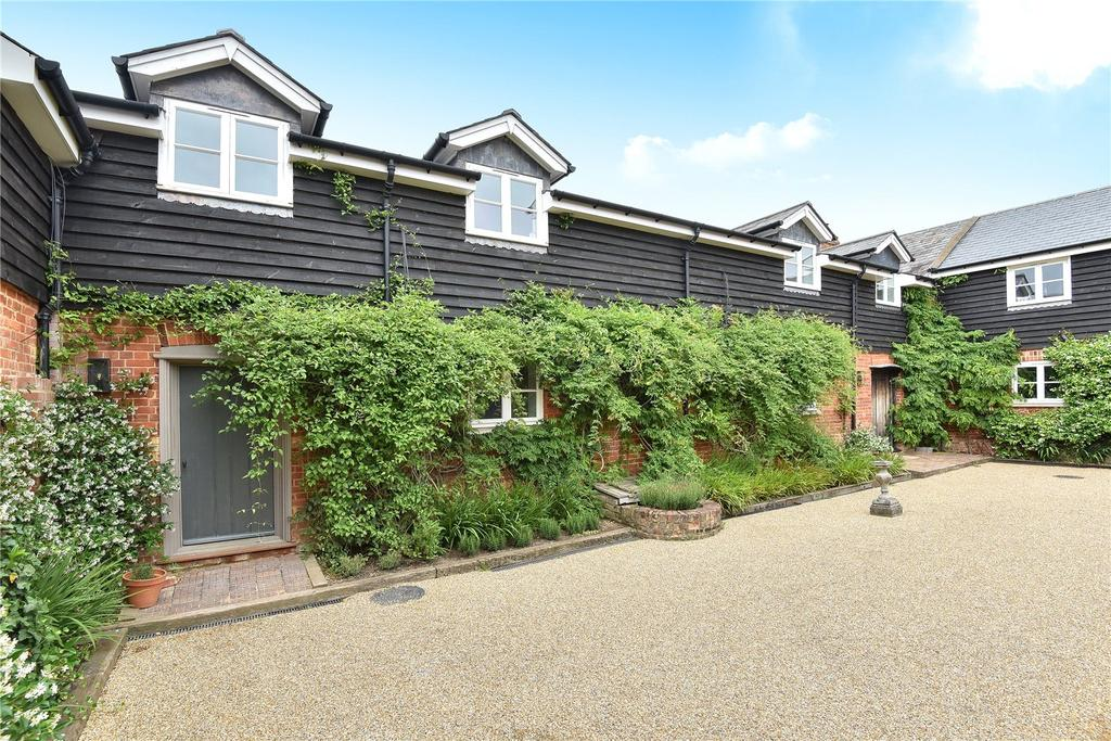4 Bedrooms Terraced House for sale in The Courtyard, Bluebell Farm, Church Street, Seal, TN15