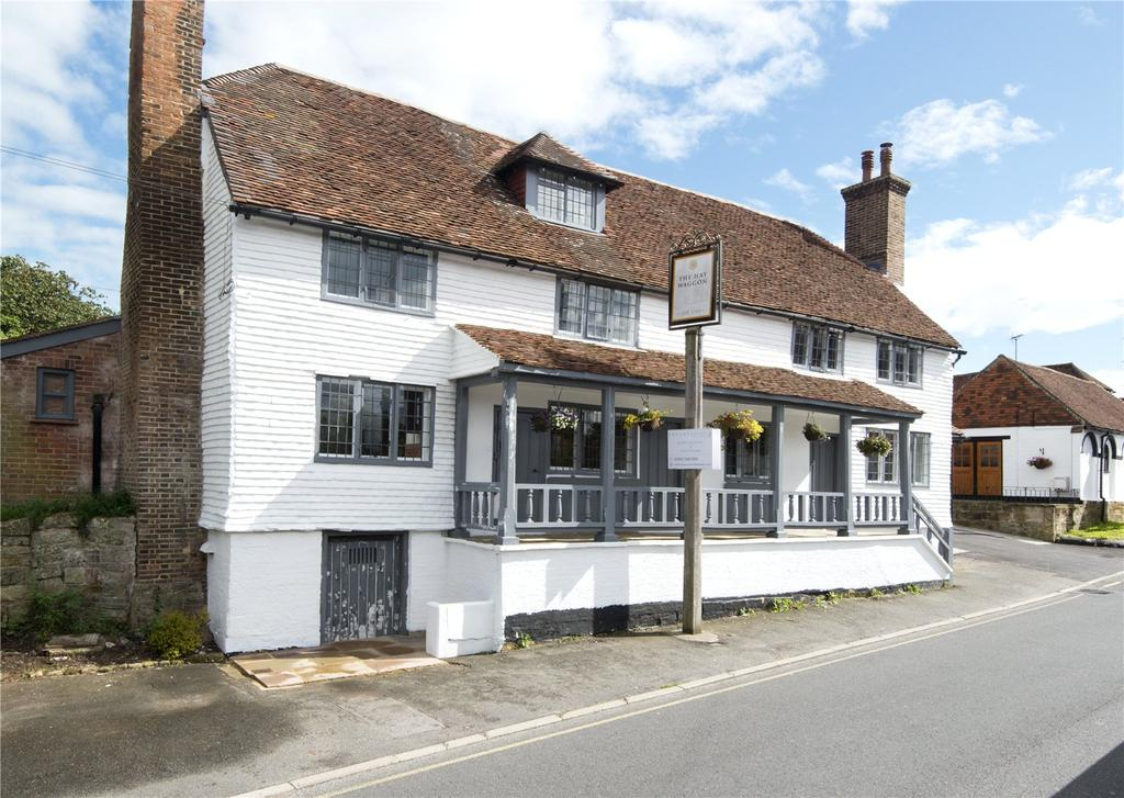 3 Bedrooms Unique Property for sale in The Hay Waggon, High Street, Hartfield, East Sussex, TN7