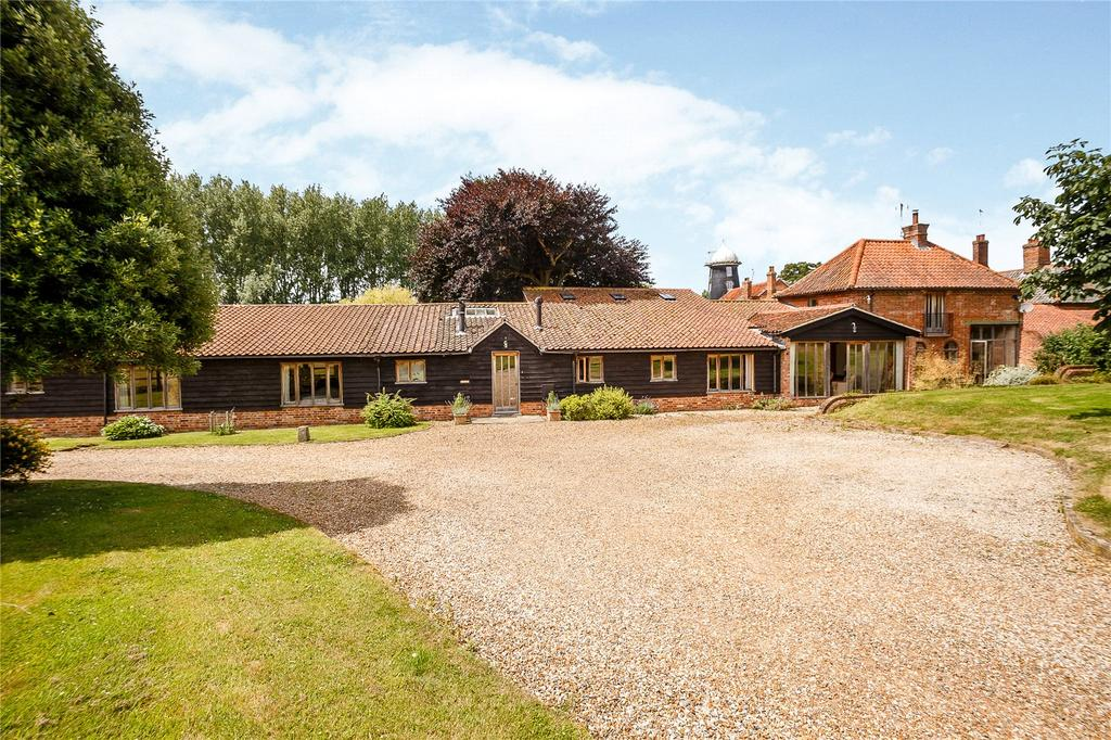 5 Bedrooms Unique Property for sale in Mill Road, Burnham Overy Town, King's Lynn, Norfolk, PE31