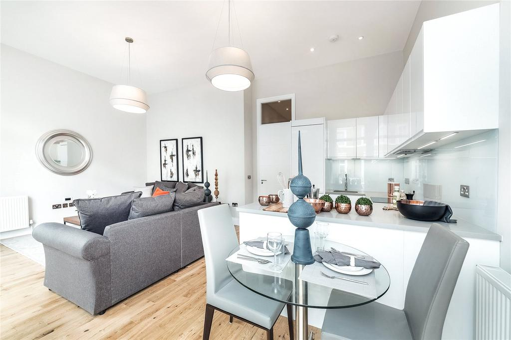 2 Bedrooms Flat for sale in Nevern Place, London, SW5