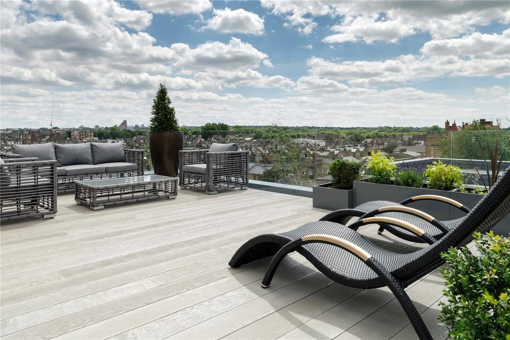 3 Bedrooms Apartment Flat for sale in Madison Apartments, 17 Wyfold Road, London, SW6