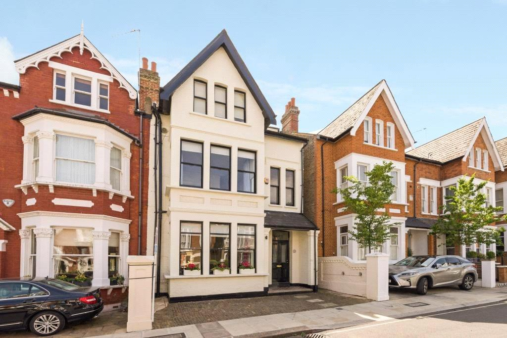 6 Bedrooms Terraced House for sale in Lancaster Park, Richmond, Surrey, TW10
