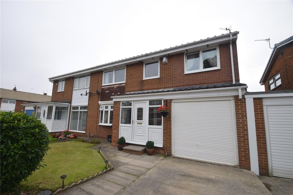 4 Bedrooms Semi Detached House for sale in Neasham Road, Seaham, Co Durham, SR7