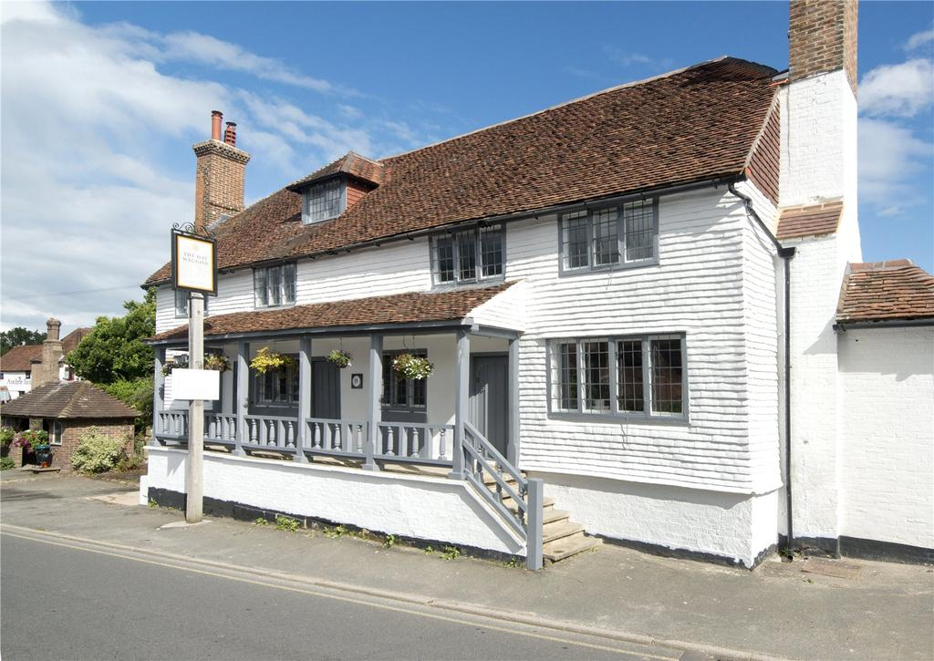 4 Bedrooms Unique Property for sale in The Hay Waggon, High Street, Hartfield, East Sussex, TN7