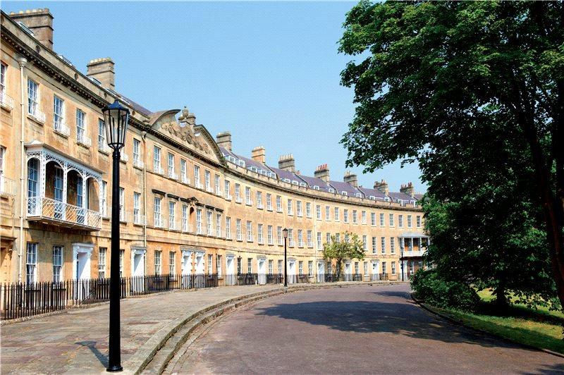 3 Bedrooms Penthouse Flat for sale in Apartment 4B, Somerset Place, Bath, BA1