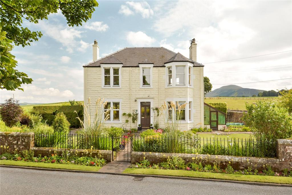 5 Bedrooms Detached House for sale in St. Margarets, Mawcarse, Kinross, Perthshire, KY13
