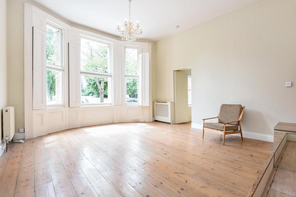 2 Bedrooms Flat for sale in Chivalry Road, Battersea
