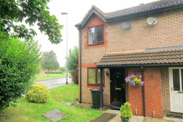 2 Bedrooms End Of Terrace House for sale in Waverney Close, Taunton TA1