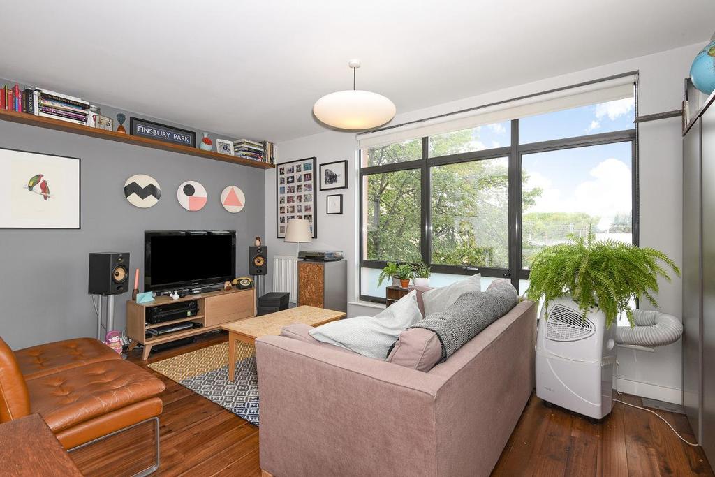 1 Bedroom Flat for sale in Stroud Green Road, Stroud Green