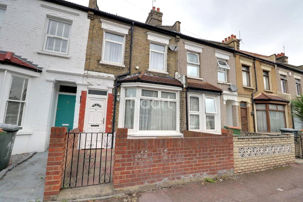 2 Bedrooms Terraced House for sale in Wolsey Avenue, East Ham
