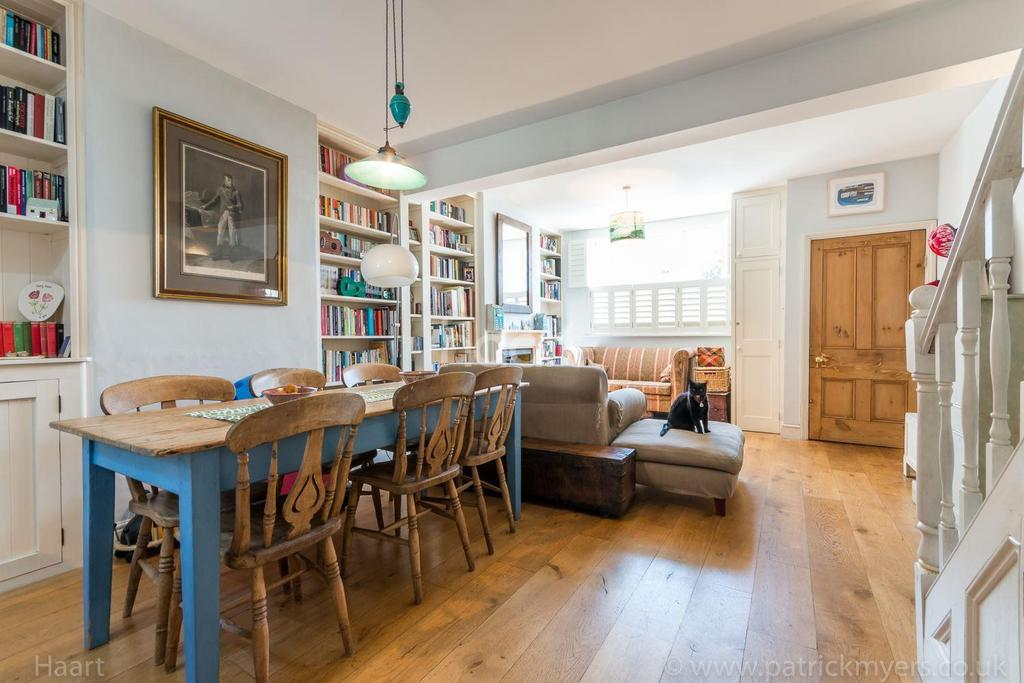3 Bedrooms End Of Terrace House for sale in Kirkwood Road, Nunhead, Peckham Rye, London, SE15
