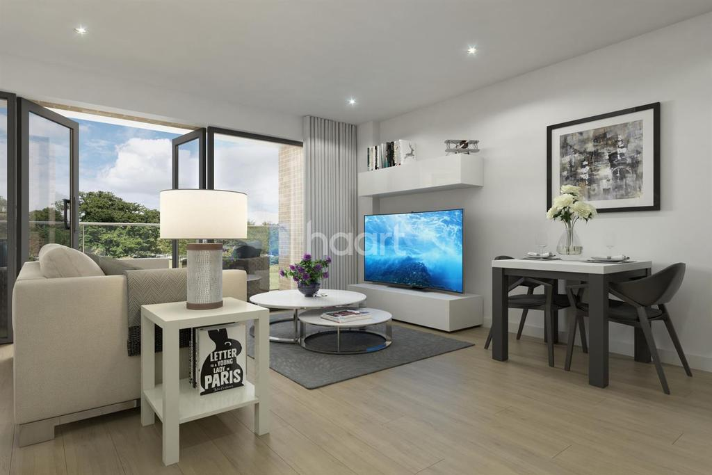 3 Bedrooms Flat for sale in The Tribeca, Crystal Palace Road, London, SE22