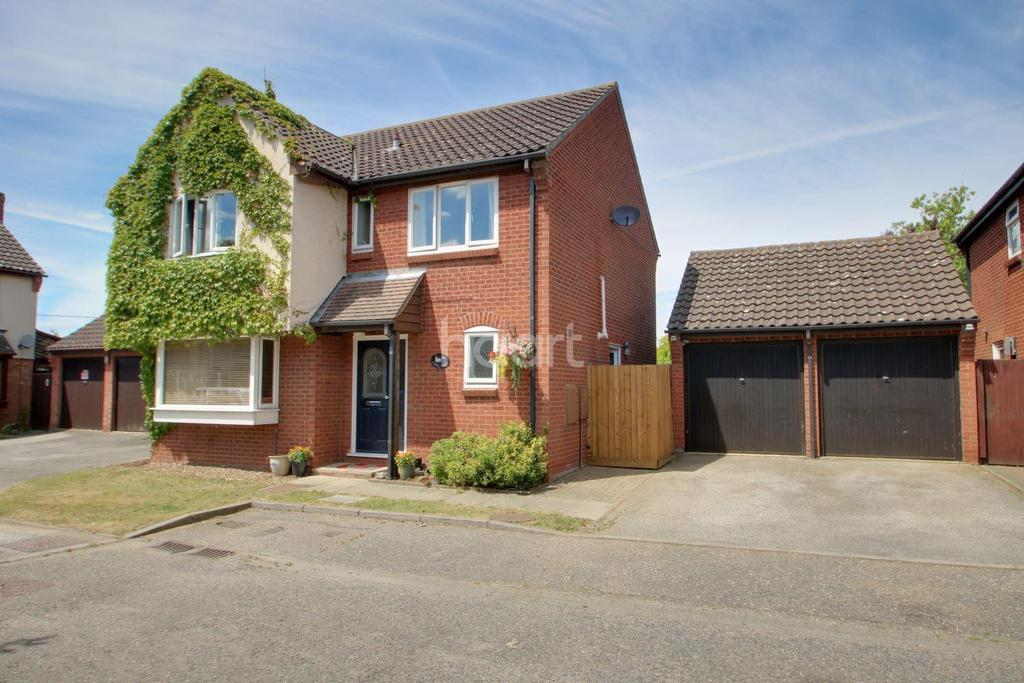 4 Bedrooms Detached House for sale in Chapel Croft, Ardleigh, Colchester, Essex