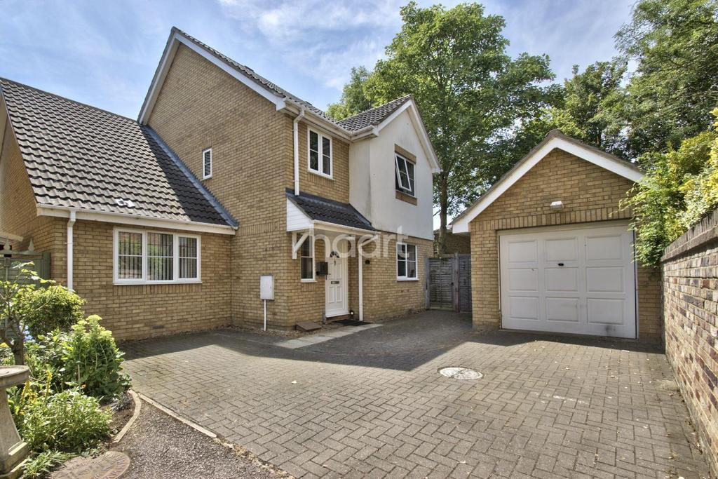 4 Bedrooms Detached House for sale in Roberts Close, Eaton Socon