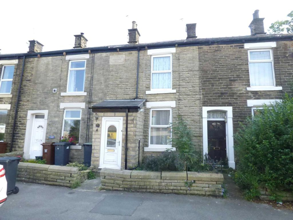 2 Bedrooms Terraced House for sale in Gladstone Street, Glossop, SK13