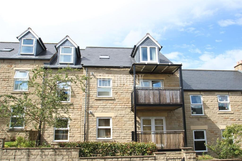 2 Bedrooms Flat for sale in Anne Mcnamara House, Lydgate Lane,Crookes,S10